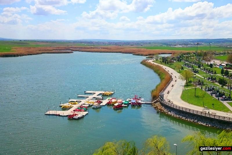 Mogan Gölü ve Parkı