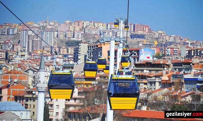 Ankara'da Gezilecek Yerler - En Güzel Yerler +40 Öneri