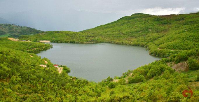 Zinav Gölü, Tokat