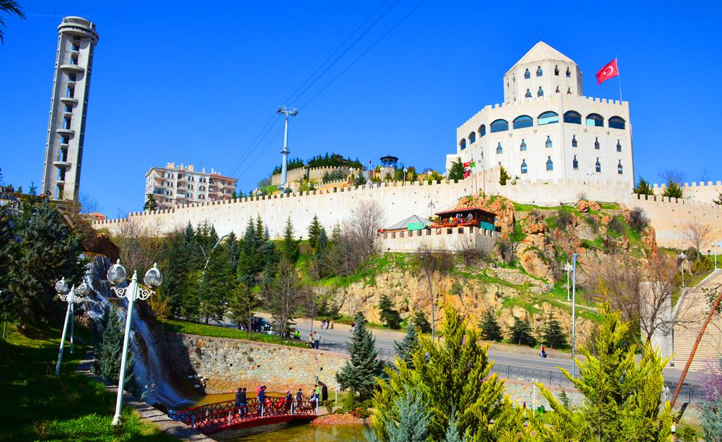 Estergon Kalesi, Ankara