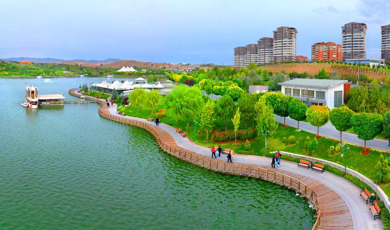 Göksu Parkı, Ankara
