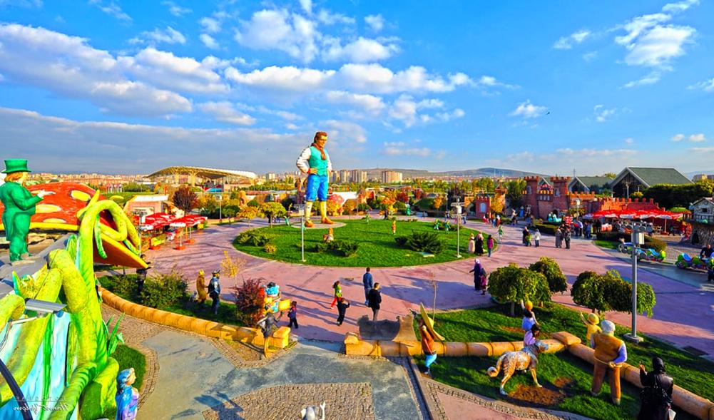 Harikalar Diyarı Parkı, Ankara