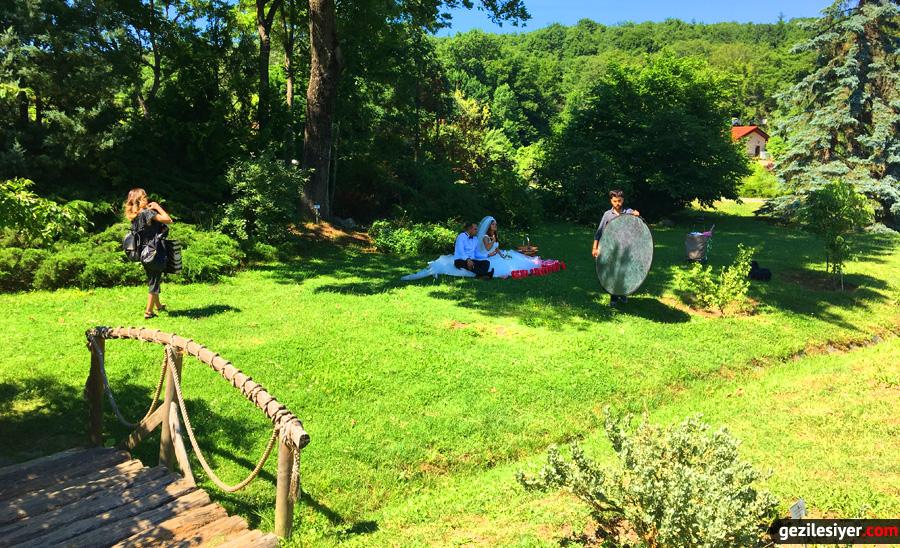 Atatürk Arboretumu Düğün