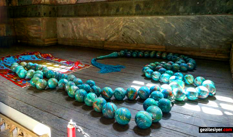 Ayasofya Müzesi Tesbih