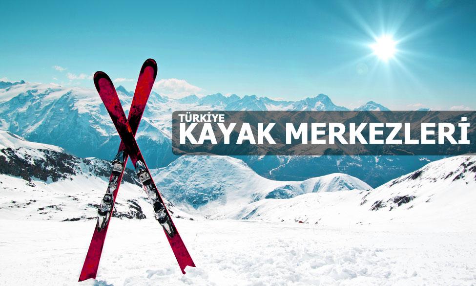 Turkiye Deki Kayak Merkezleri Full Liste 2019 Gezilecek Yerler