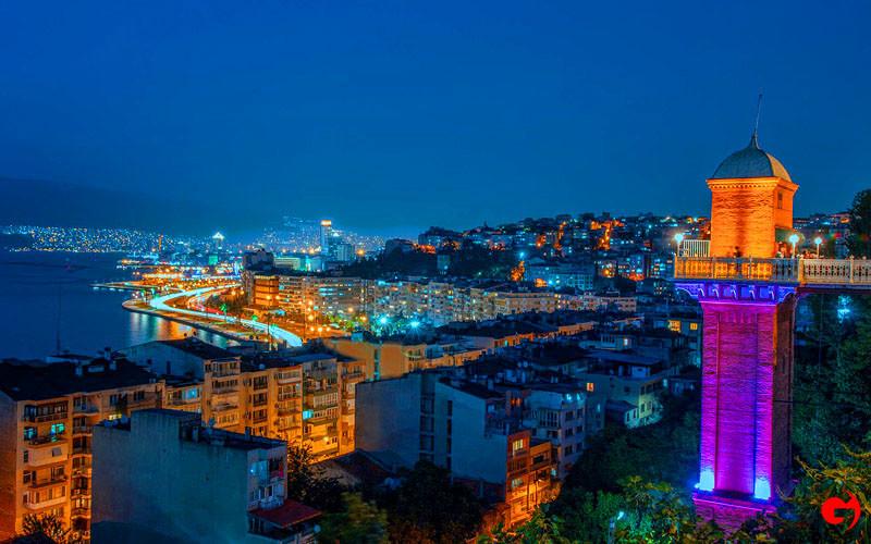Tarihi Asansör İzmir