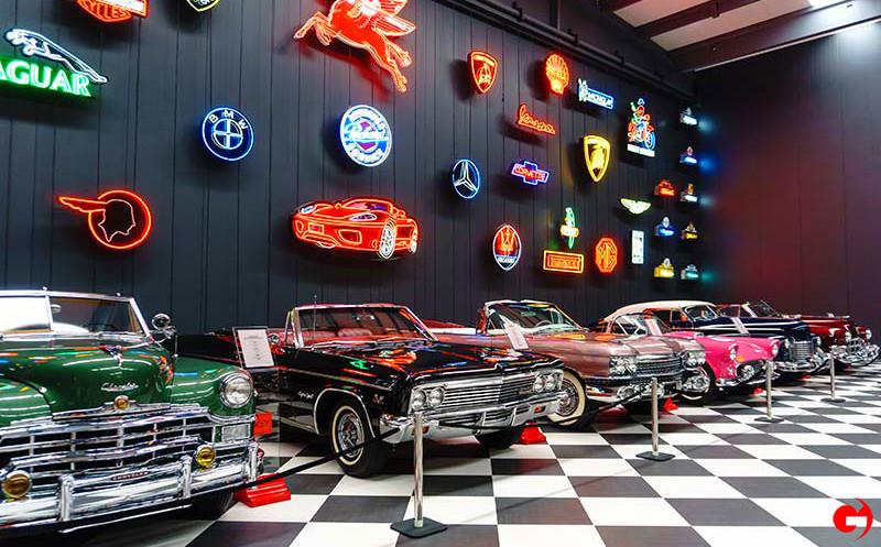 izmir key museum otomobil müzesi