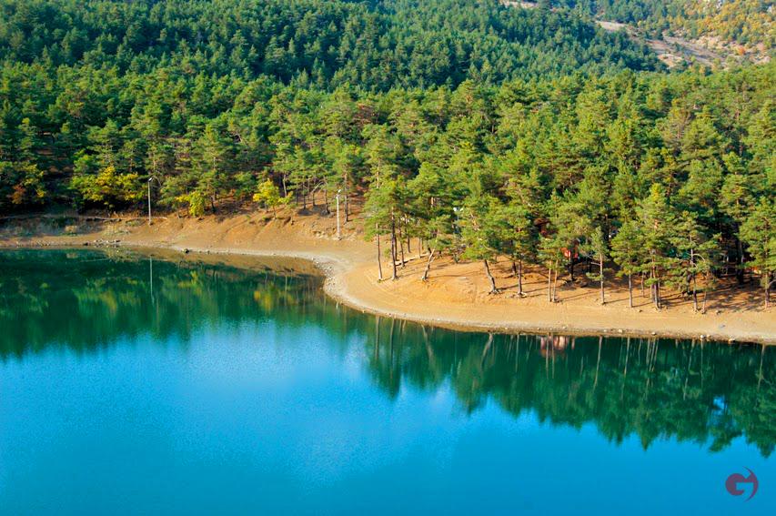 Borabay Gölü Tabiat Parkı, Amasya