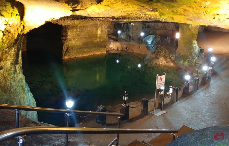 Cehennem Ağzı Mağaraları, Zonguldak