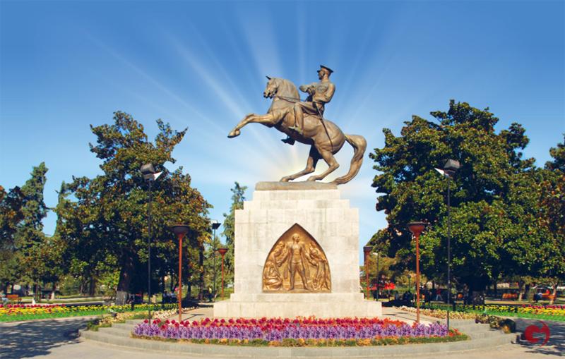 Onur Anıtı, Samsun