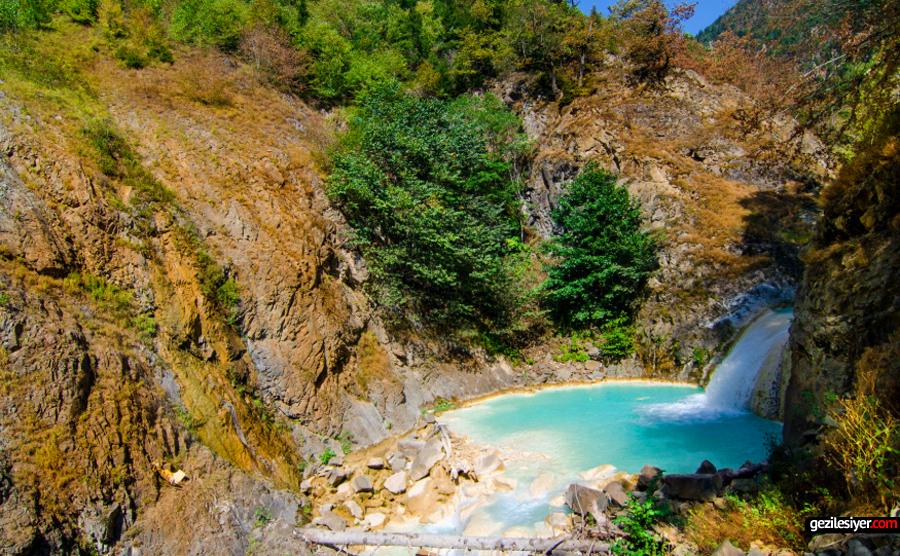 Giresun Mavi Göl