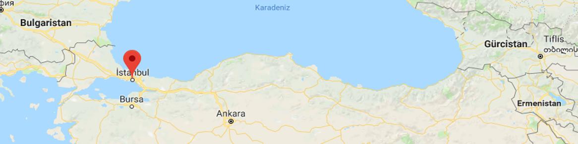 İstanbul Konum