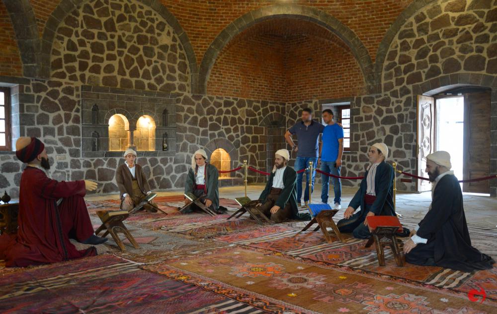 Ahmet Hani Kent Müzesi, Ağrı
