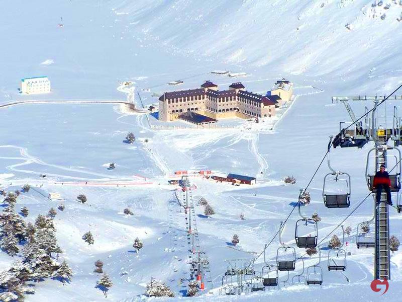 Bubi Kayak Merkezi, Ağrı