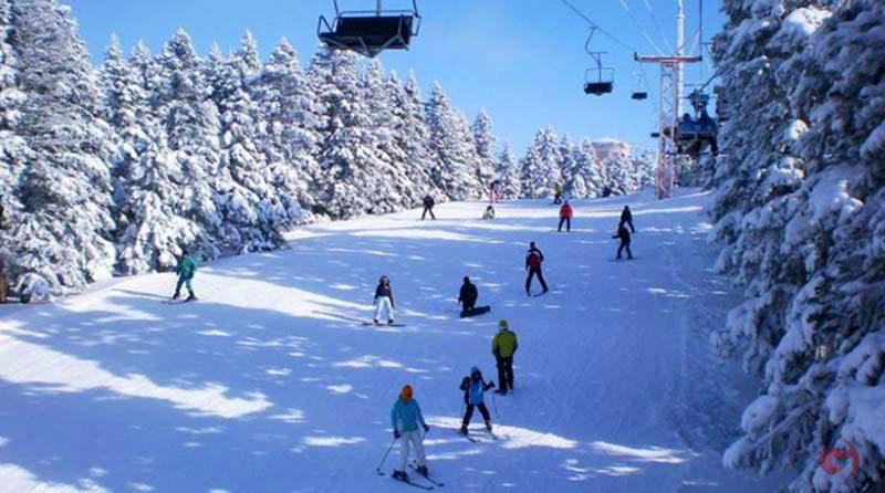 Eleşkirt Güneykaya Kayak Merkezi