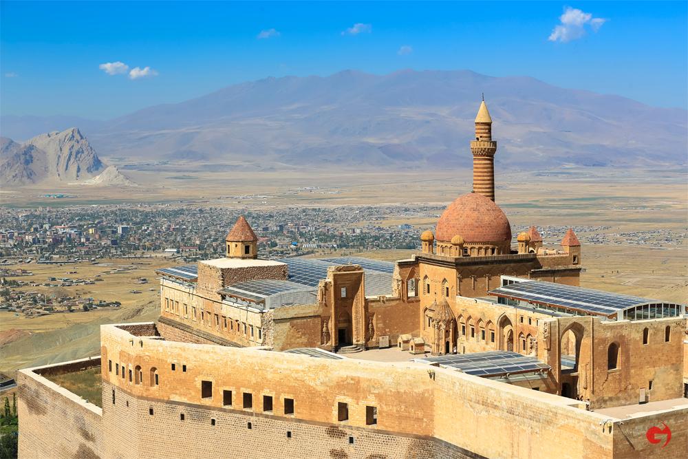 İshak Paşa Sarayı, Doğubayazıt, Ağrı
