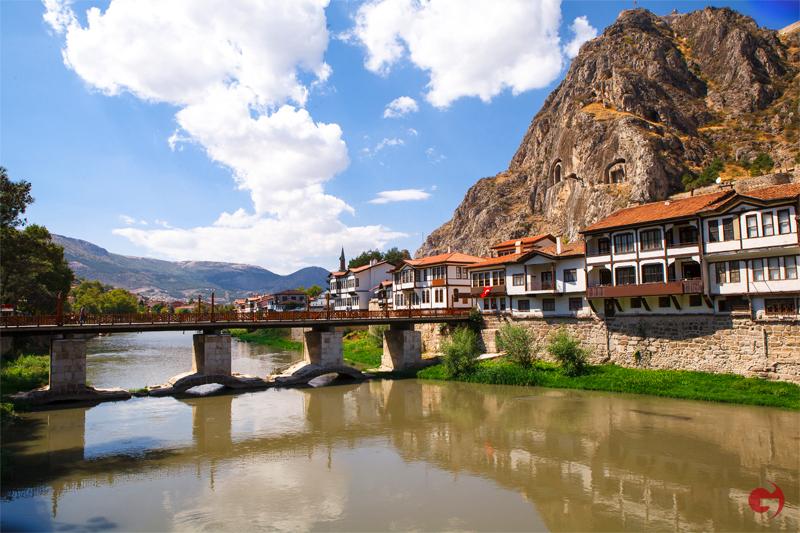 Alçak Köprü, Amasya