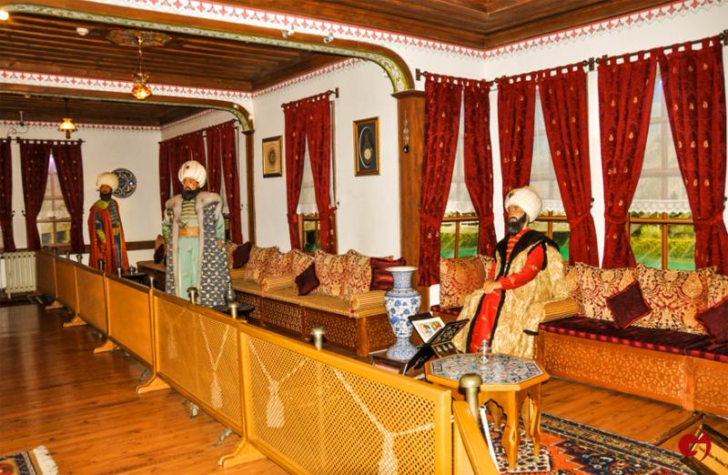 Şehzadeler Müzesi, Amasya