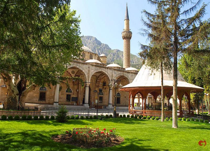 II. Beyazıt Camisi ve Külliyesi , Amasya