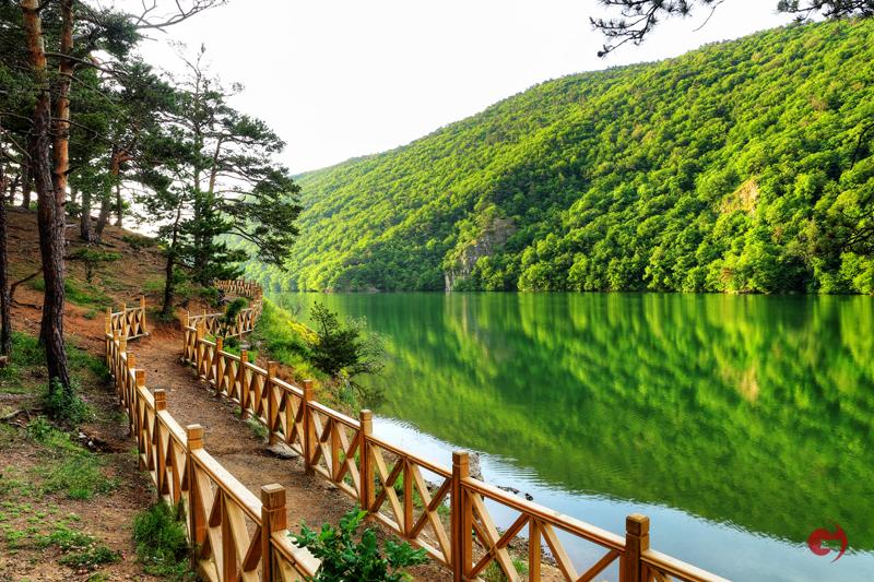 Borabay Gölü, Amasya