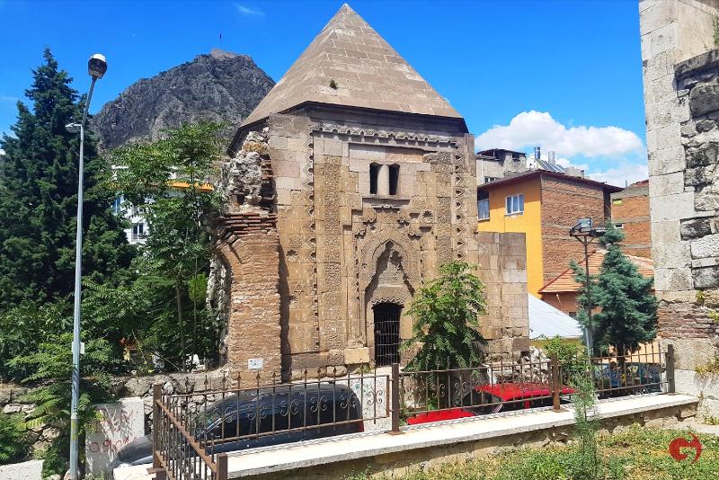 Halifet Gazi Türbesi, Amasya