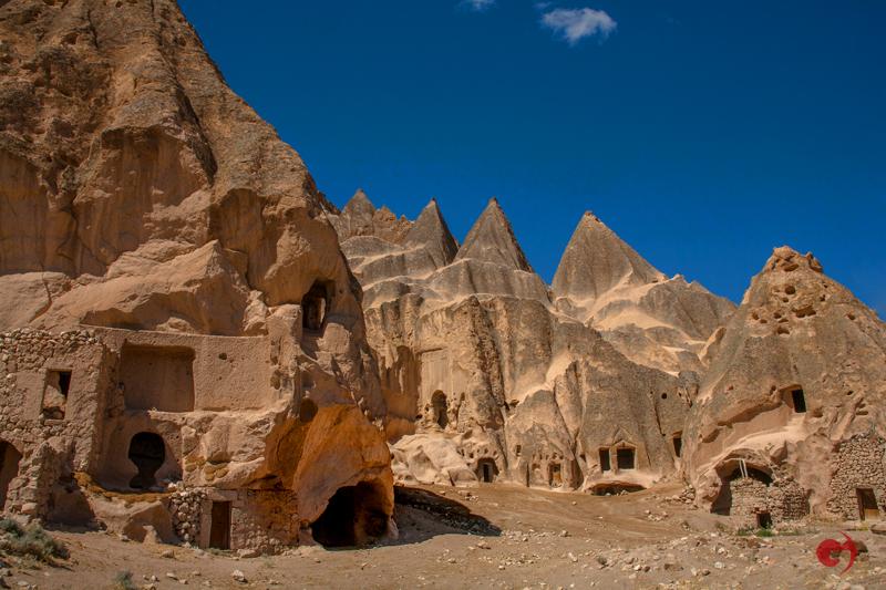 Manastır Vadisi, Aksaray