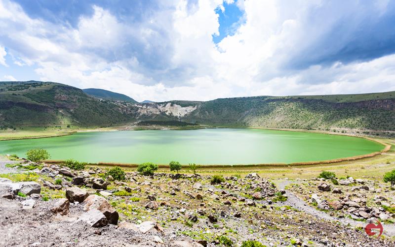 Narlıgöl Krater Gölü, Aksaray