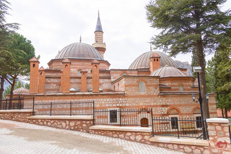 Saraçhane Camii, Amasya