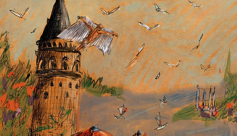Galata Tower - Galata Kulesi