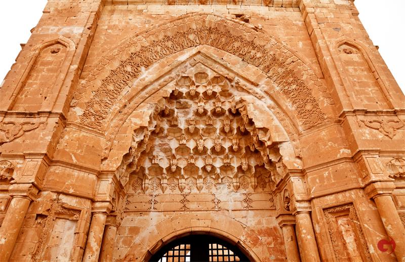İshak Paşa Sarayı, Ağrı