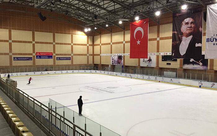 Silivrikapı Buz Pisti