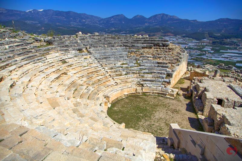 Rhodiapolis Antik Kenti, Antalya