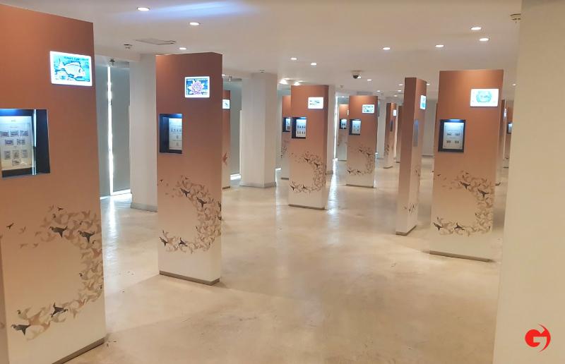 Ptt pul müzesi, Ankara