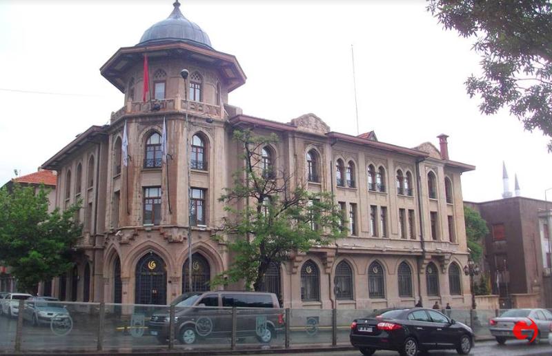 Ziraat Bankası Müzesi, Ankara