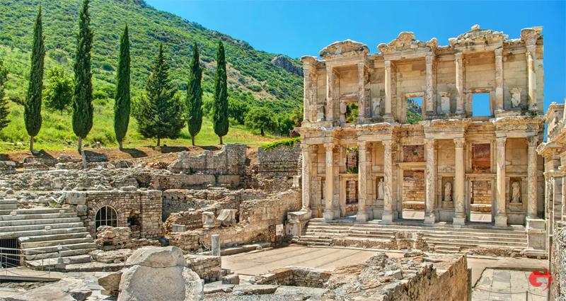Efes Antik Kenti Nerede Giriş ücreti Hakkında Bilgiler