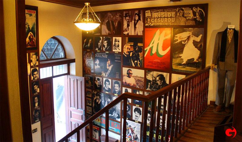 Adana Sinema Müzesi Afişleri