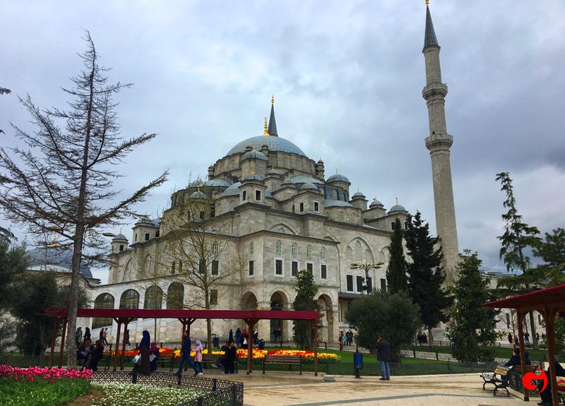 Fatih Camii, İstanbul