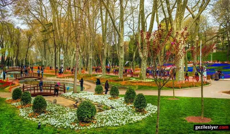 istanbul-gezilecek-yerler-gulhane-parki
