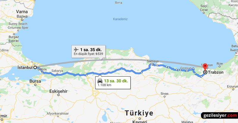 istanbul-rize-arasi-mesafe