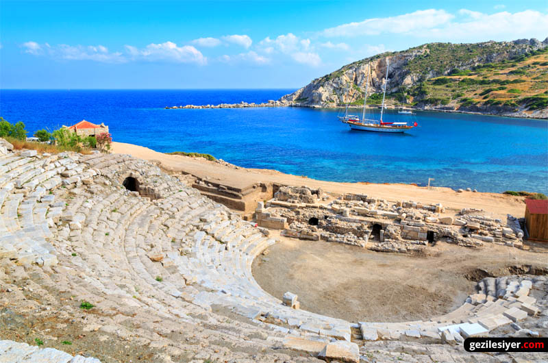 Knidos Antik Kenti