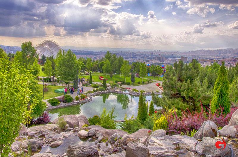 50. Yıl Parkı, Ankara