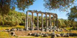 Euromos Antik Kenti, Muğla