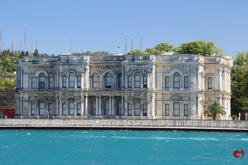 Beylerbeyi Sarayı, İstanbul