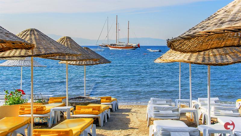 Bitez Plajı Nerede