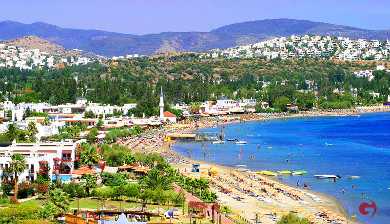 Bitez Plaı, Muğla