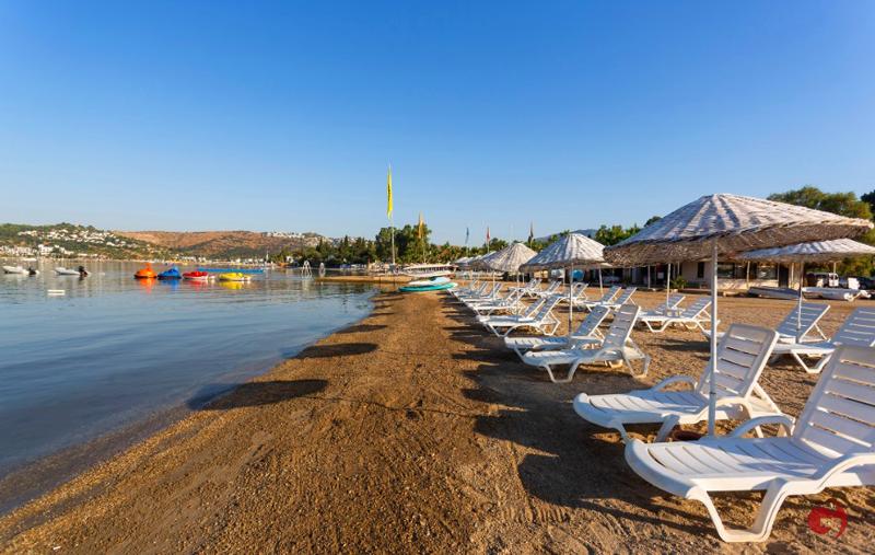 Bitez Plajı, Muğla