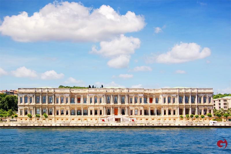 Çırağın Sarayı, İstanbul