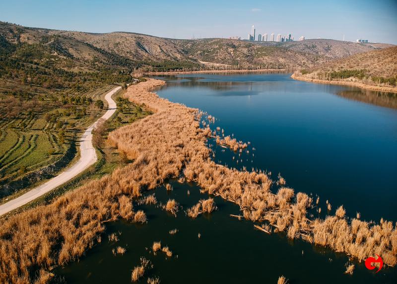 Eymir Gölü, Ankara