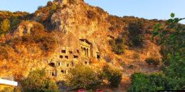 Amintas Kaya Mezarları
