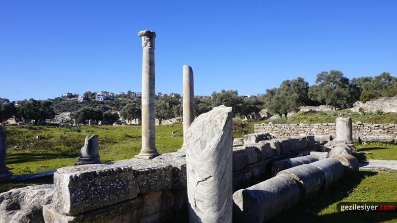 İasos Antik Kenti, Milas